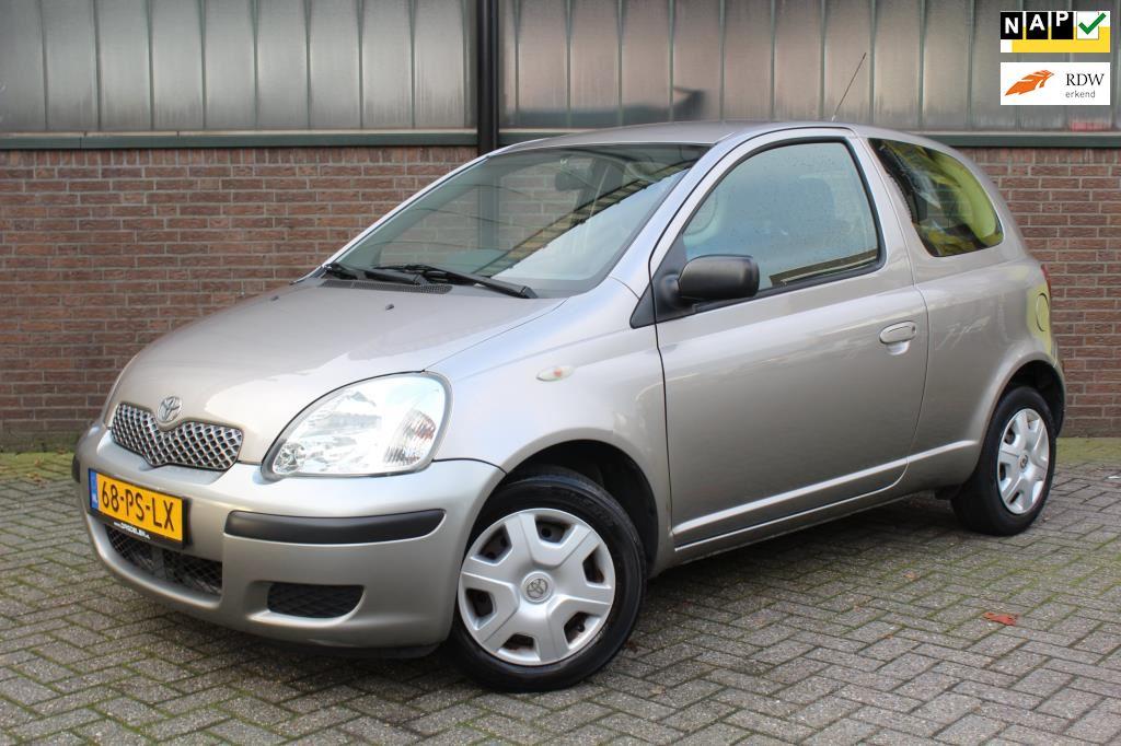 Toyota Yaris occasion - Dagdelen Auto's