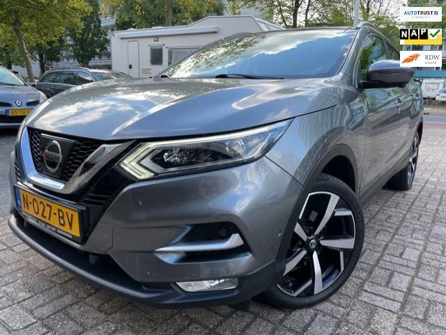 Nissan Qashqai occasion - D'n Bels