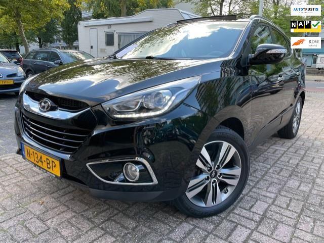 Hyundai Ix35 occasion - D'n Bels