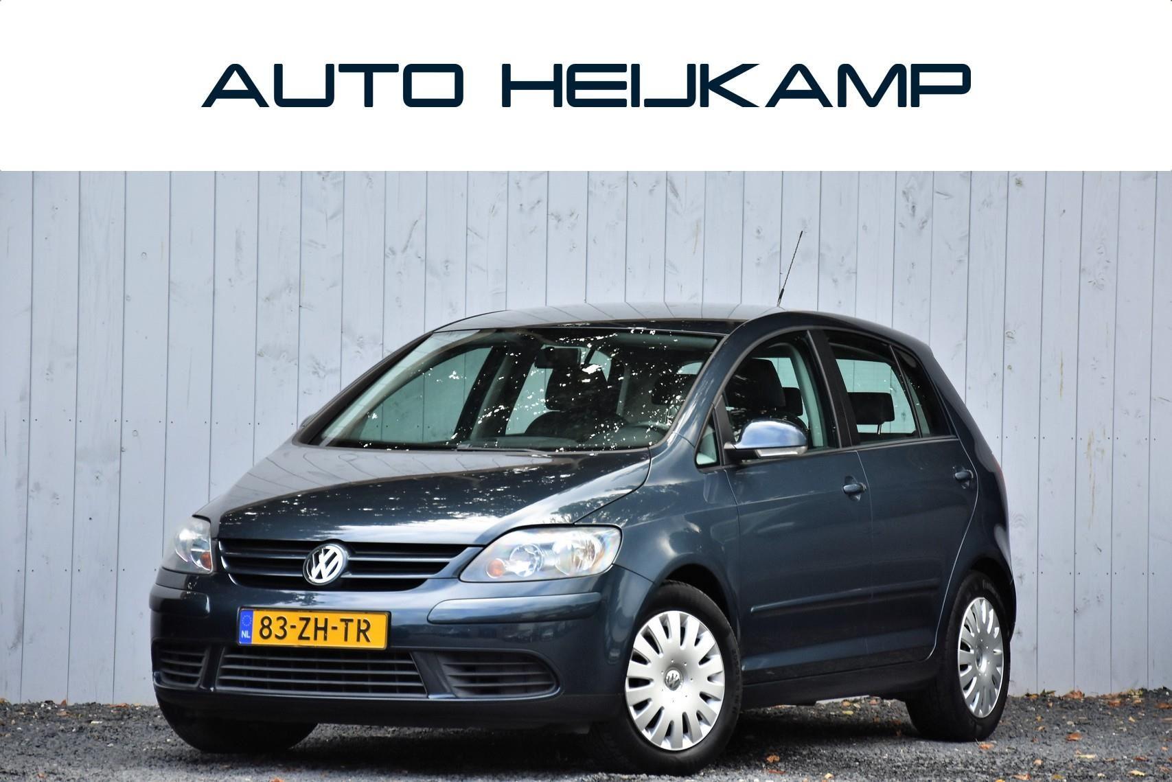 Volkswagen Golf Plus occasion - Auto Heijkamp