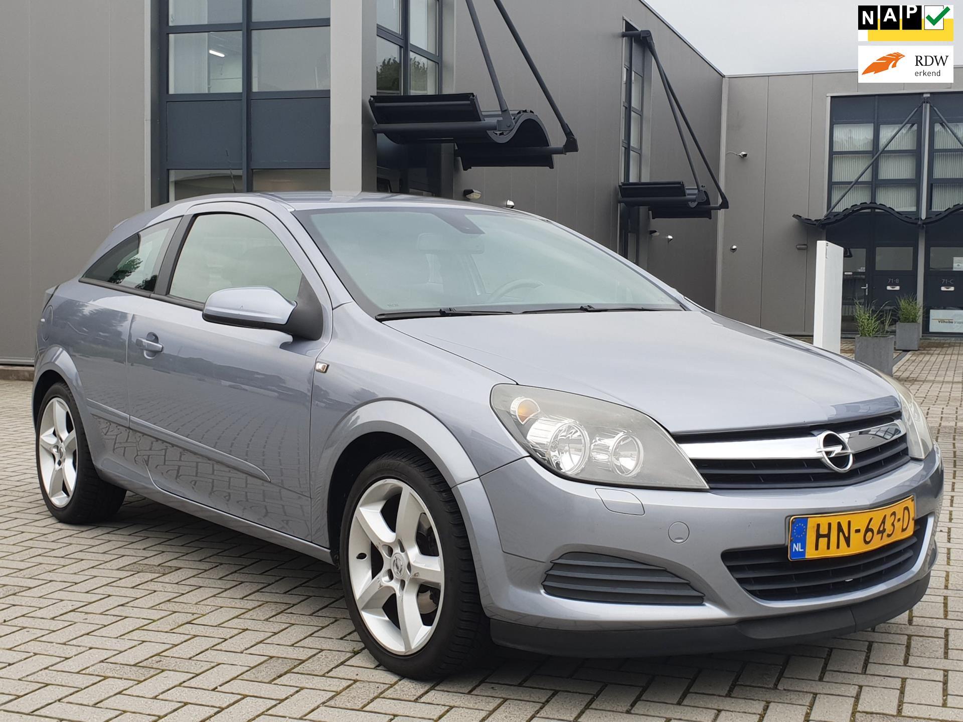Opel Astra GTC occasion - Weerterveld Auto's
