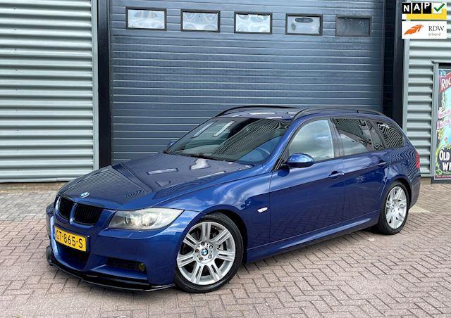 BMW 3-serie Touring 2.0 318 2006 Blauw M-PAKKET VOL OPTIE