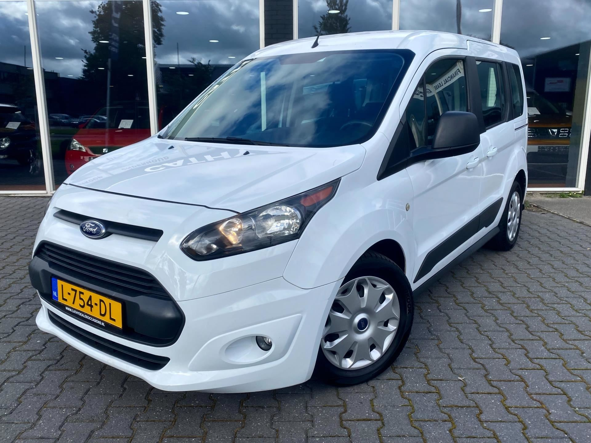Ford Tourneo Connect Compact occasion - Cathy Dealer Occasions