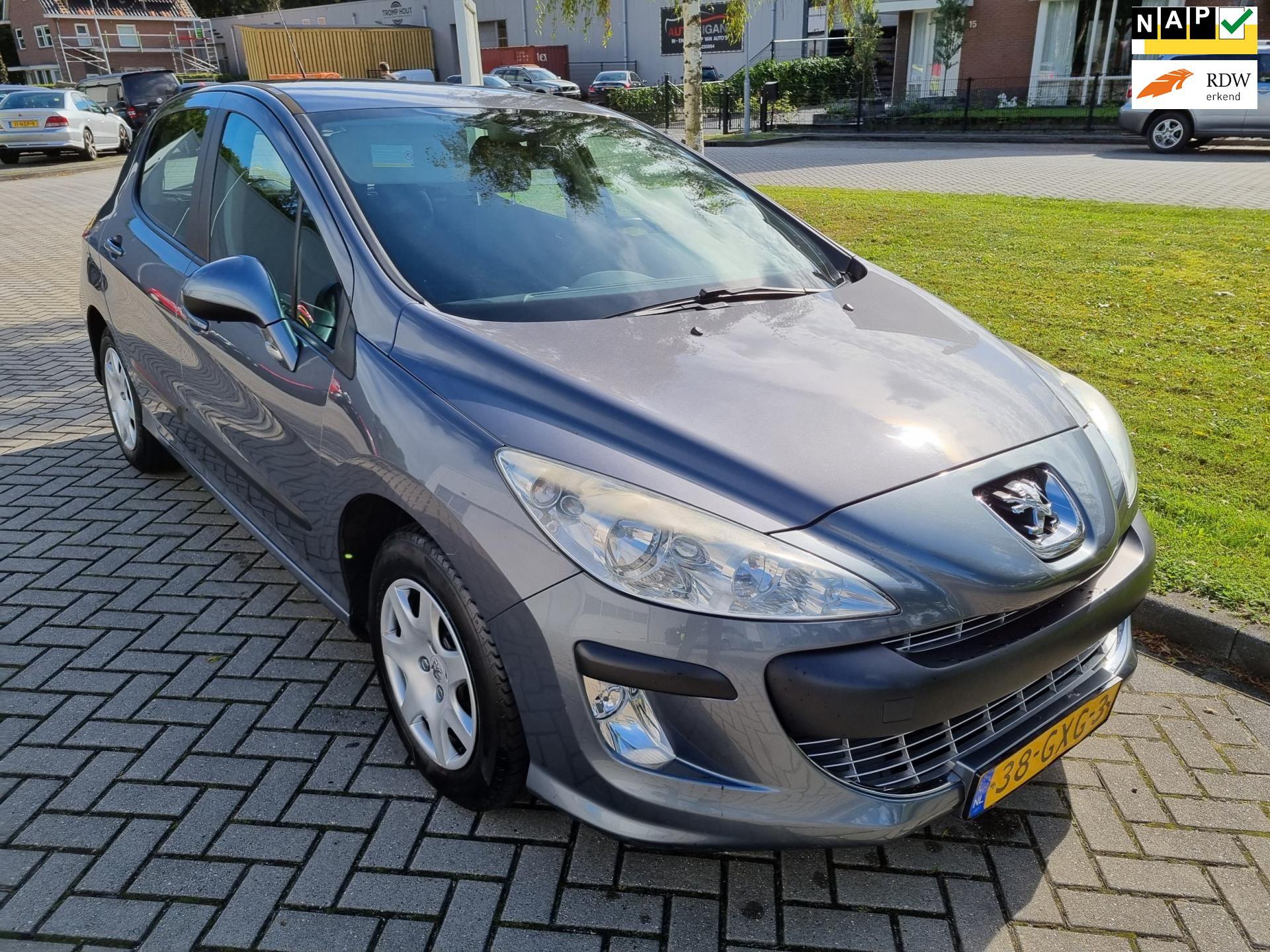 Peugeot 308 occasion - v.d. Weg Auto's