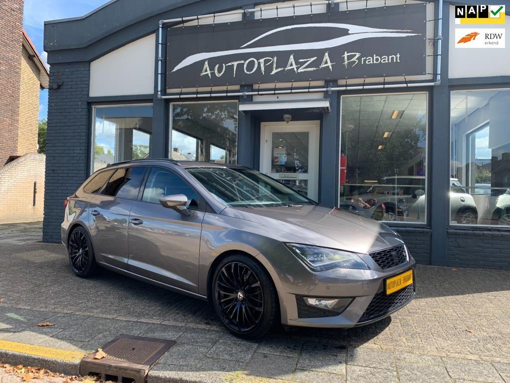 Seat Leon ST occasion - Autoplaza Brabant