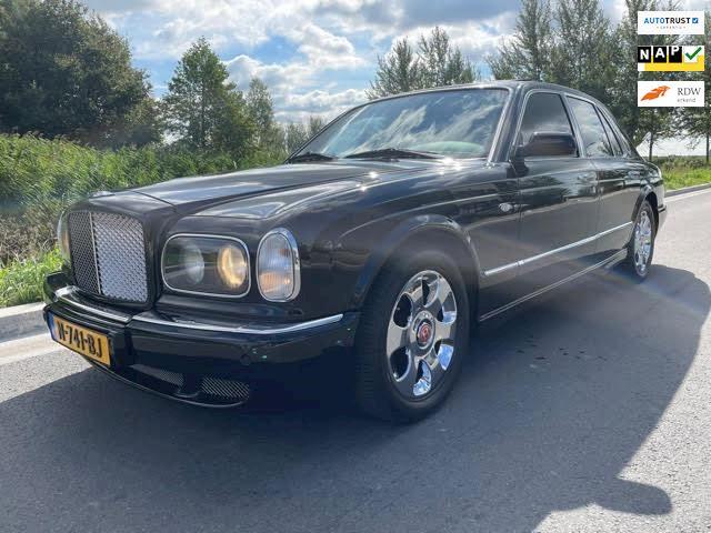 Bentley Arnage 6.8 V8 RED LABEL 2002 VOLLEDIG ONDERHOUDEN 35.358 KM!! UNIEKE AUTO MET DE GEHELE HISTORIE!!NIEUWSTAAT!!