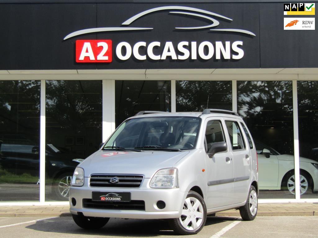Suzuki Wagon R occasion - A2 Occasions
