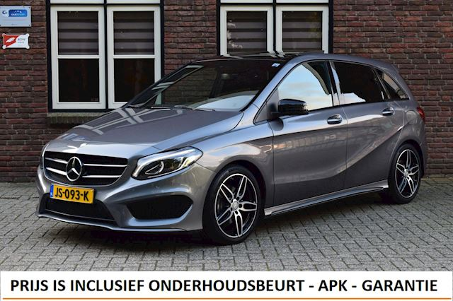 Mercedes-Benz B-klasse occasion - Autobedrijf van der Veen
