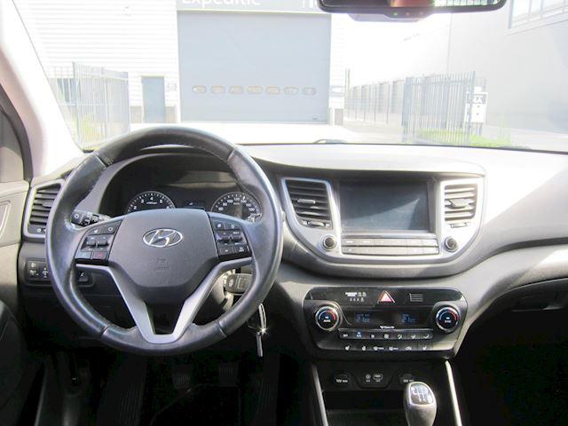 Hyundai Tucson 1.6 T-GDi CAMERA NAVI 177PK LED CLIMA!!