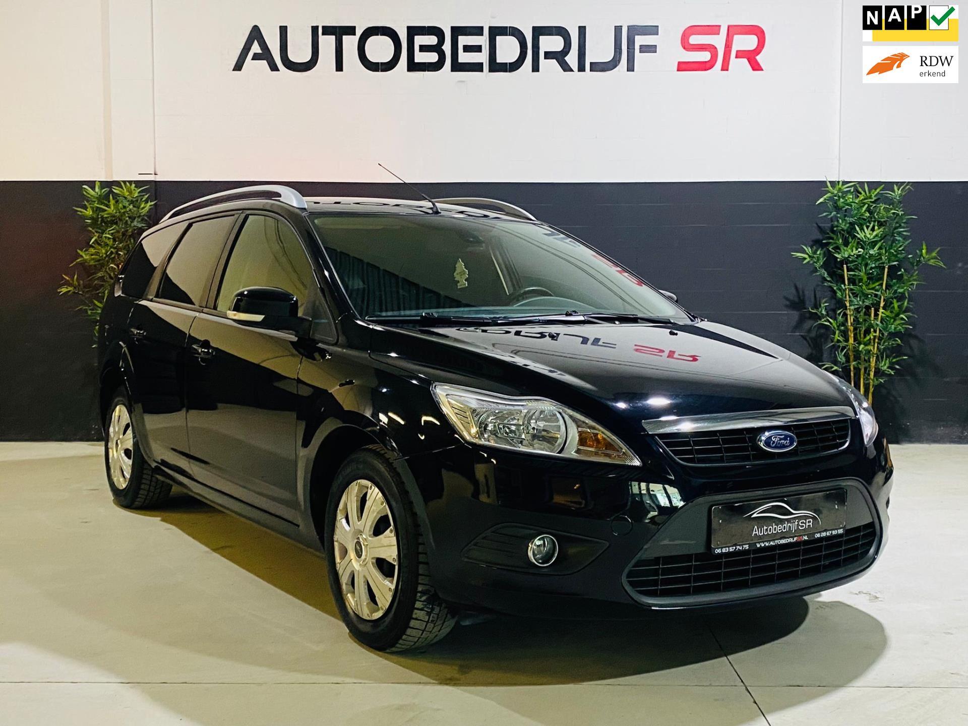 Ford Focus Wagon occasion - Autobedrijf SR