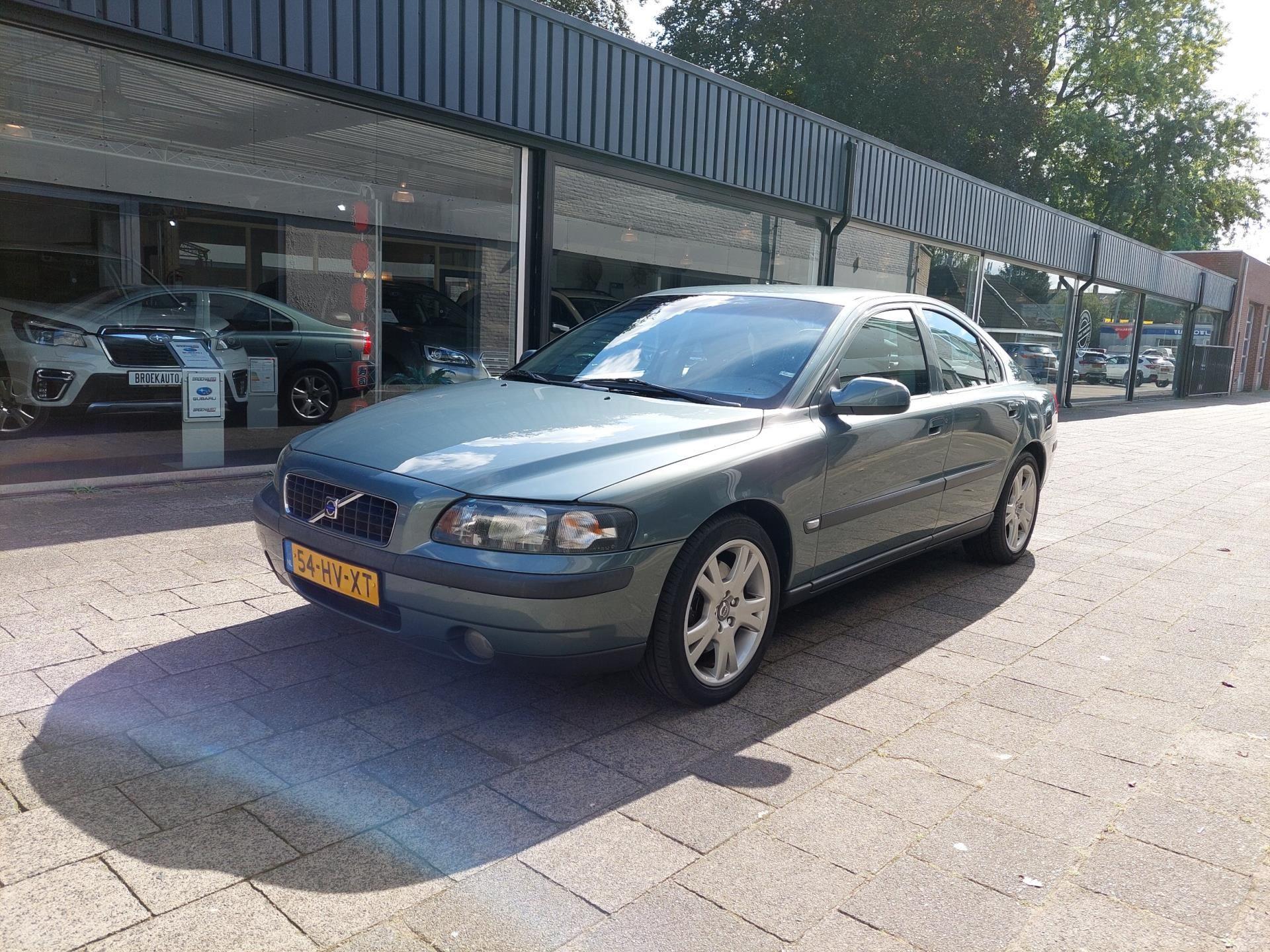 Volvo S60 occasion - Mijn Volvo Specialist