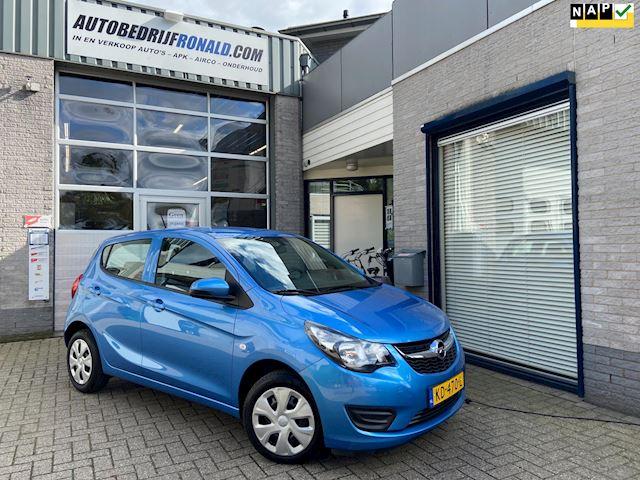 Opel KARL 1.0 ecoFLEX Edition NL.Auto/Airco/Cruise/Elc.Pakket/1Ste Eigenaar