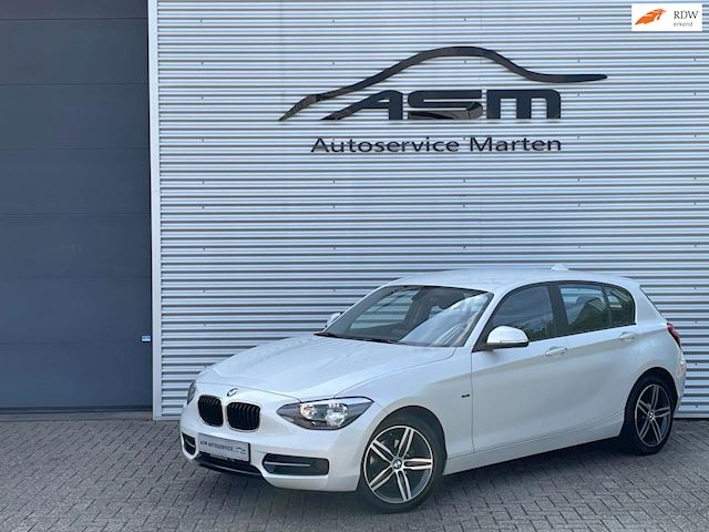 BMW 1-serie occasion - ASM Autoservice Marten