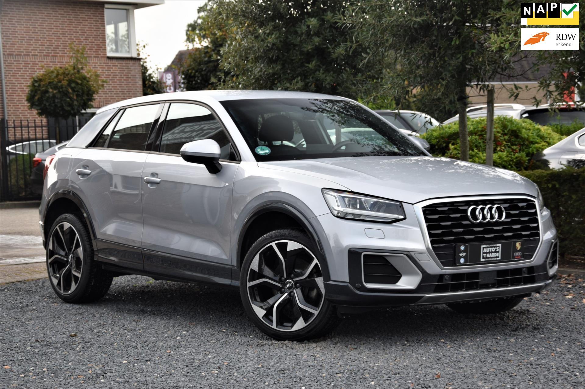 Audi Q2 occasion - Auto`s `t Harde