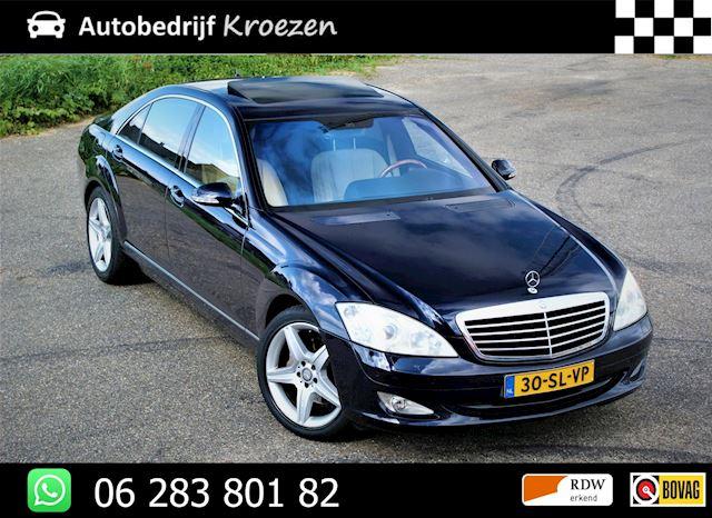 Mercedes-Benz S-klasse 350 Lang Prestige Plus * Org NL Auto * Schuifdak * Camera *