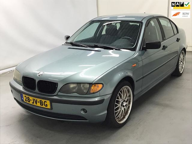 BMW 3-serie occasion - Autohandel Honing
