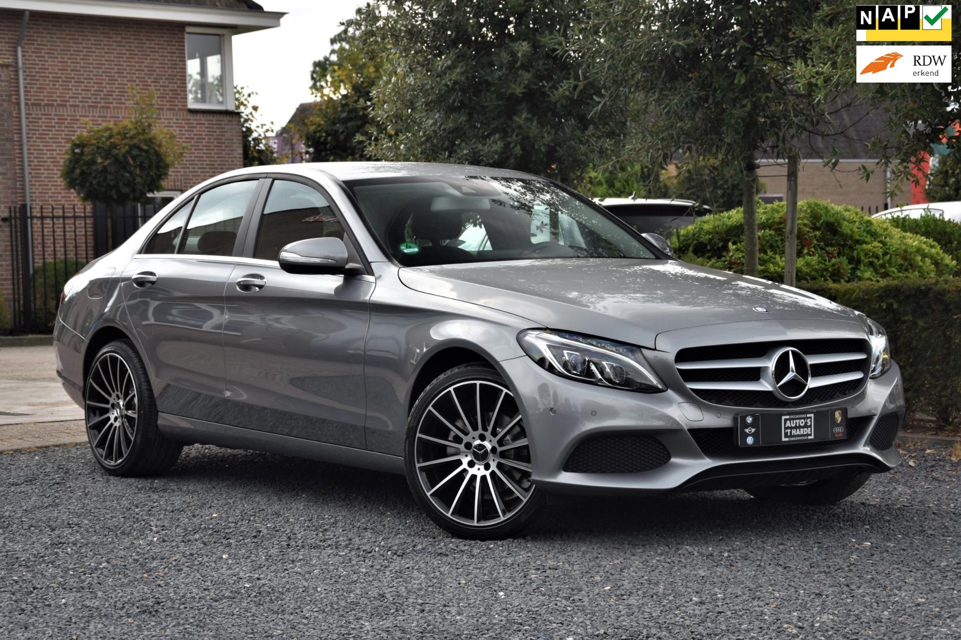 Mercedes-Benz C-klasse occasion - Auto`s `t Harde