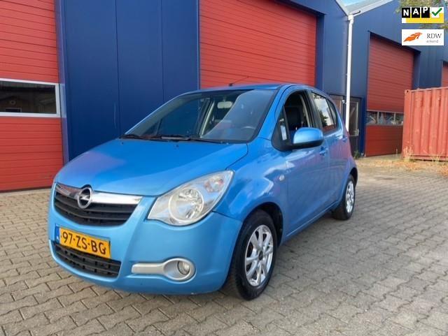 Opel Agila occasion - Auto Balk
