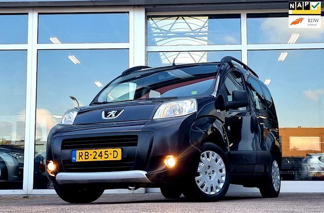 Peugeot PEUGEOT BIPPER 1.4 HDi XT Outdoor Airco Trekhaak APK 3-9-2022