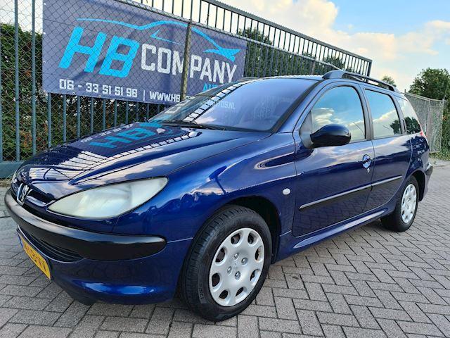 Peugeot 206 SW 1.4 HDi X-line | Airco | Nieuwe APK | NAP