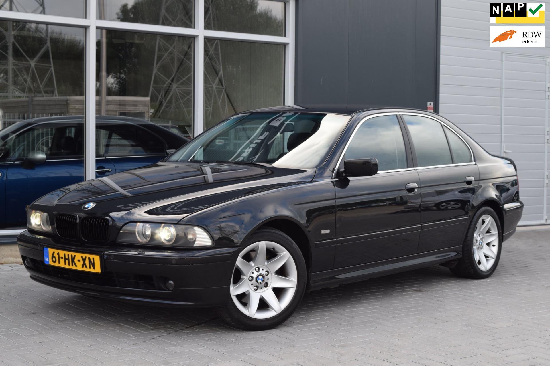 BMW 5-serie occasion - Autobedrijf Bak