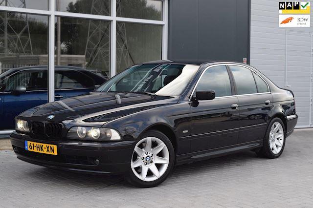 BMW 5-serie 530i Executive   Automaat   Xenon   Leder   Navi   NAP + APK 4-2022