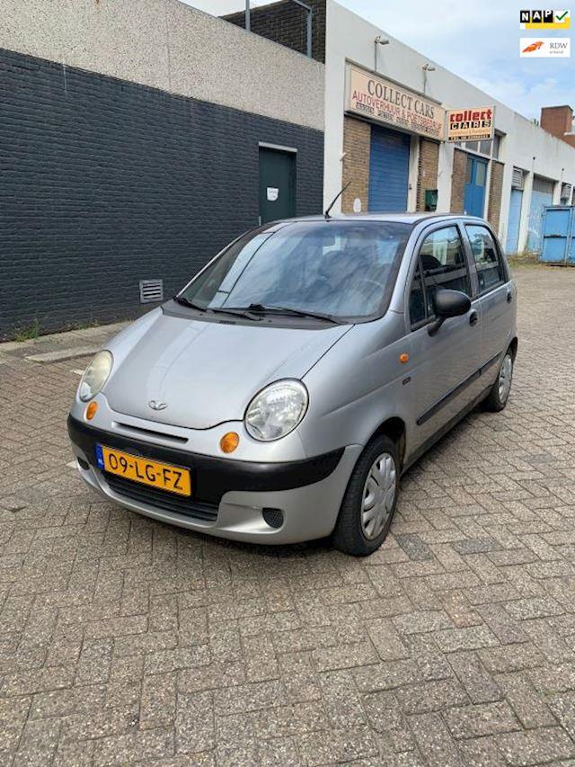 Daewoo Matiz occasion - Autobedrijf Dutch Motors