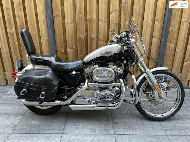 Harley Davidson XL 1200 Sportster 100th Anniversary mooi 1200 occasion - Van de Klundert Trading