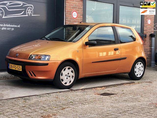 Fiat Punto occasion - Kriek Auto's