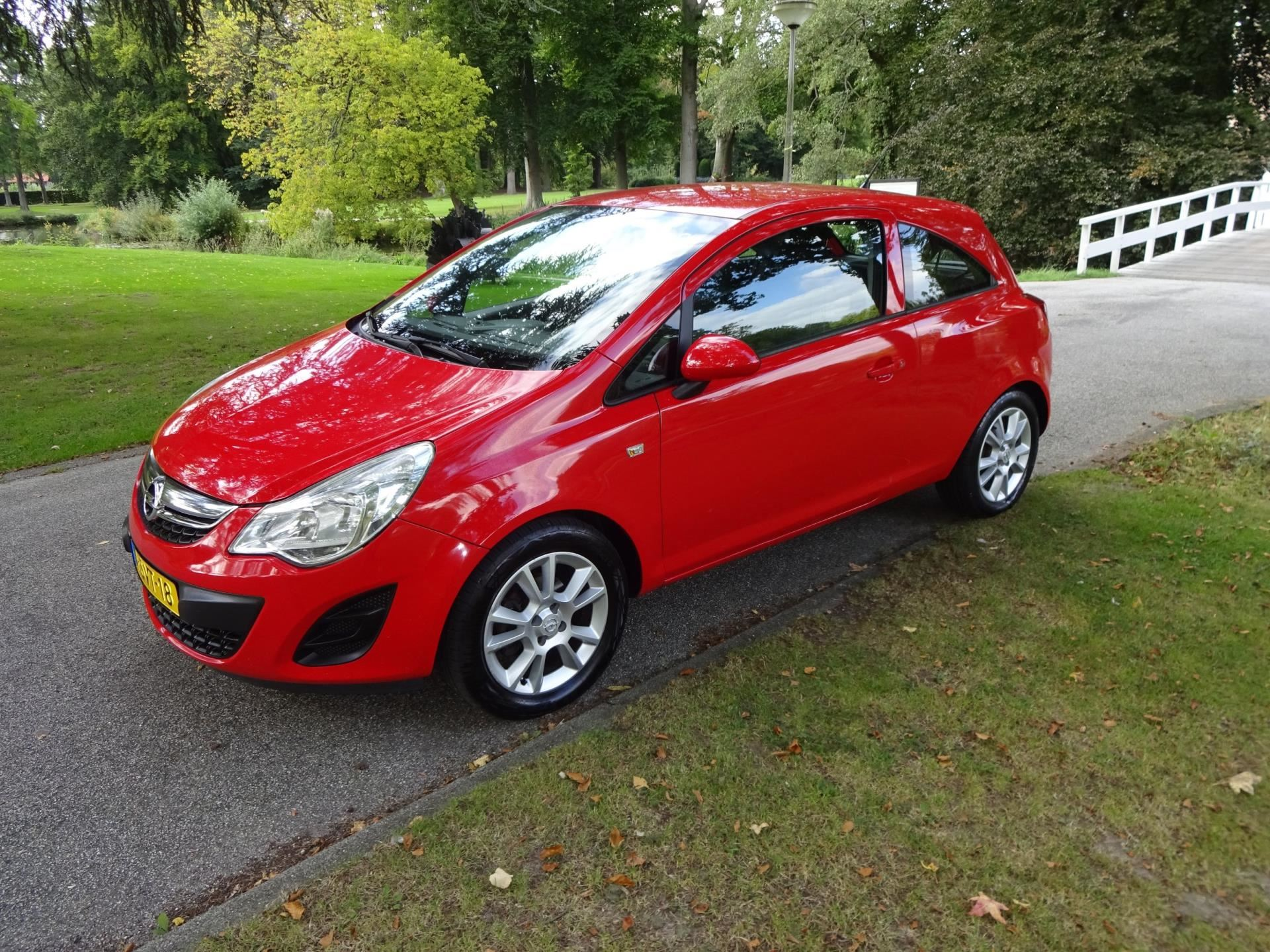 Opel Corsa occasion - Auto Tewes