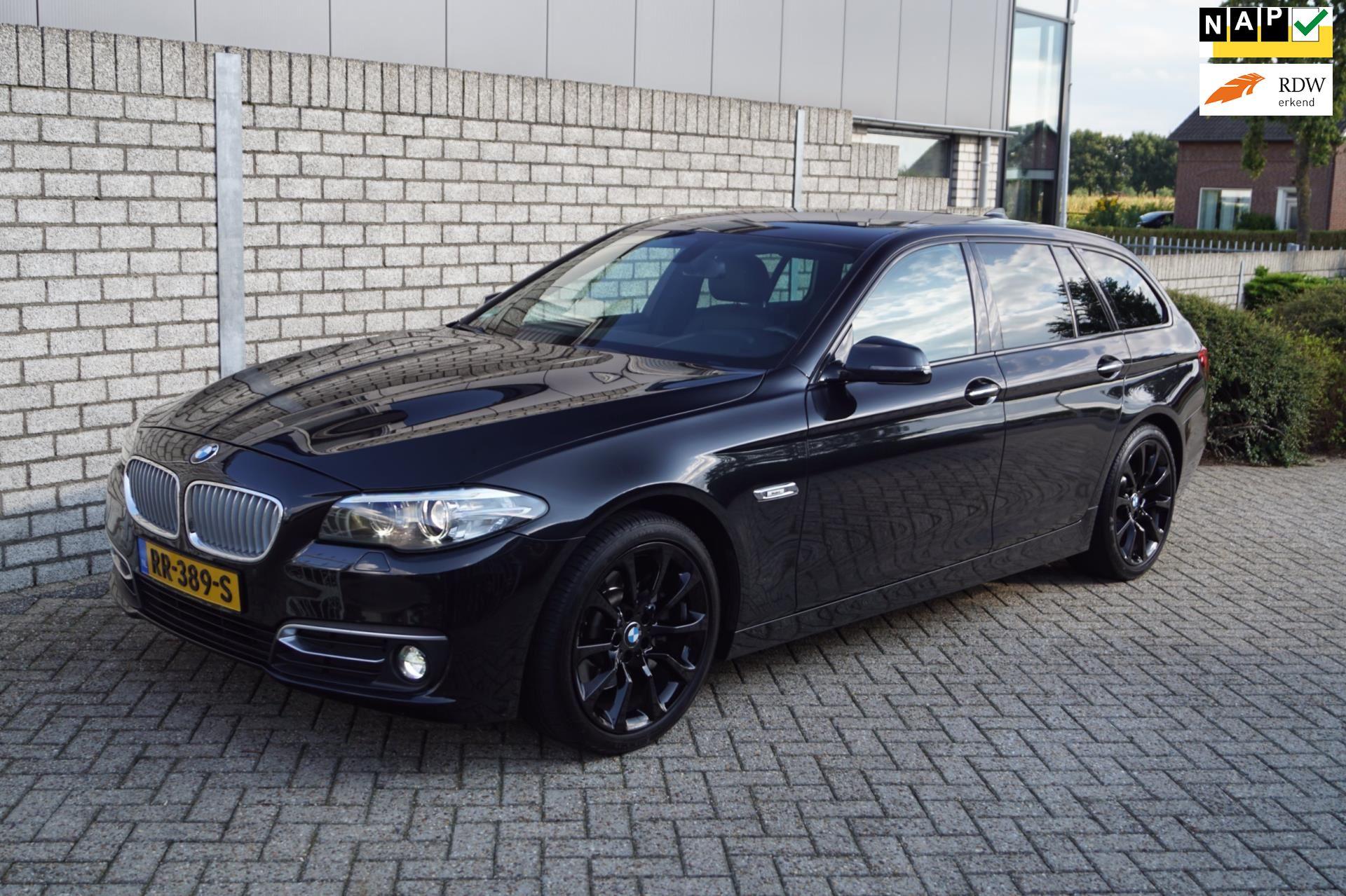 BMW 5-serie Touring occasion - Autobedrijf H. Wijdeven V.o.f.