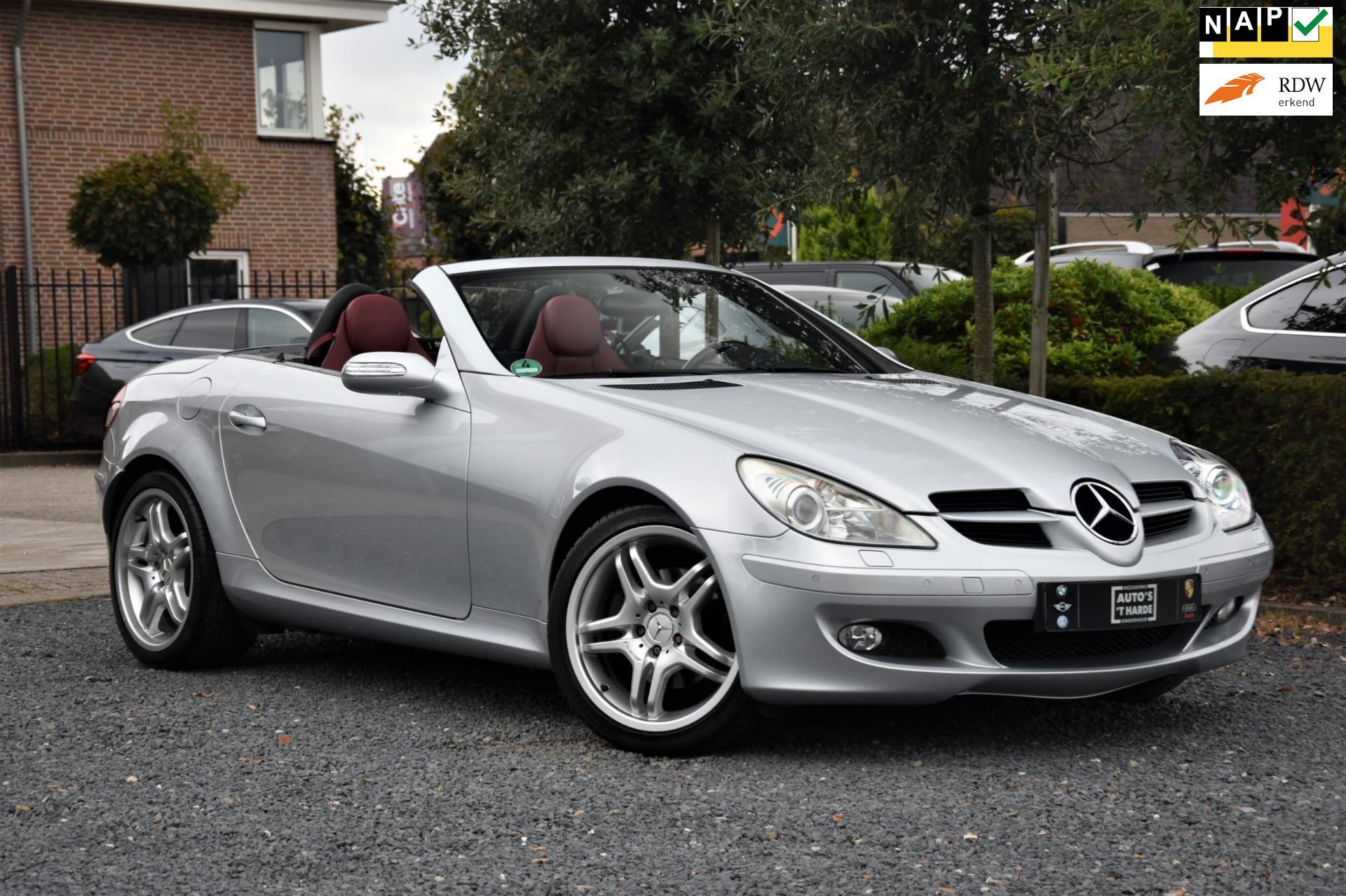 Mercedes-Benz SLK-klasse occasion - Auto`s `t Harde