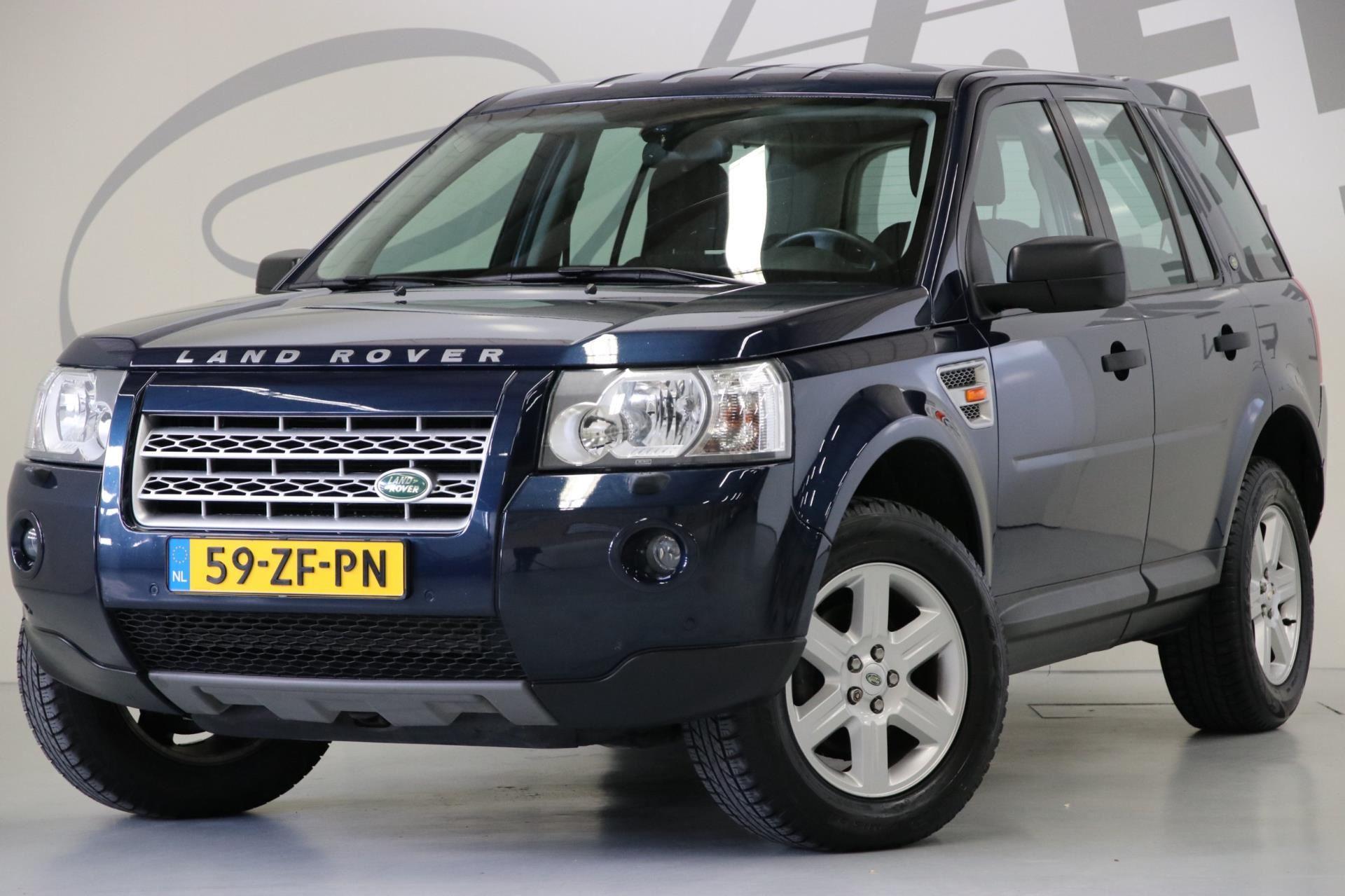 Land Rover Freelander occasion - Aeen Exclusieve Automobielen