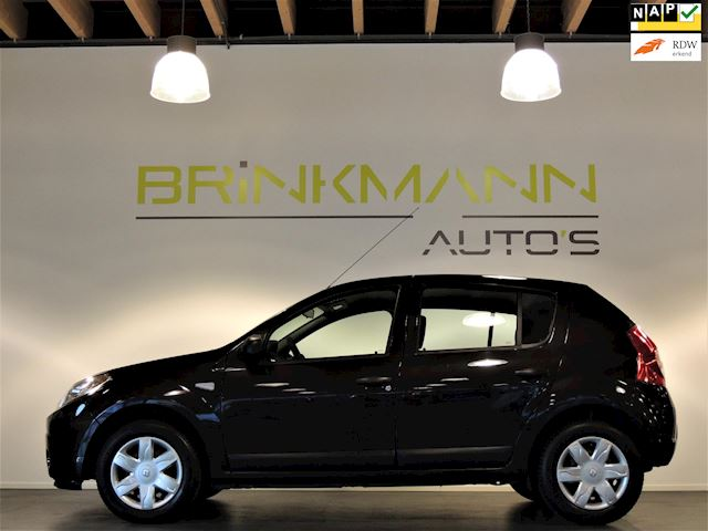 Dacia Sandero 1.2 Ambiance - Airco - Tr.haak - Nwe Distributie. - APK 8-'22