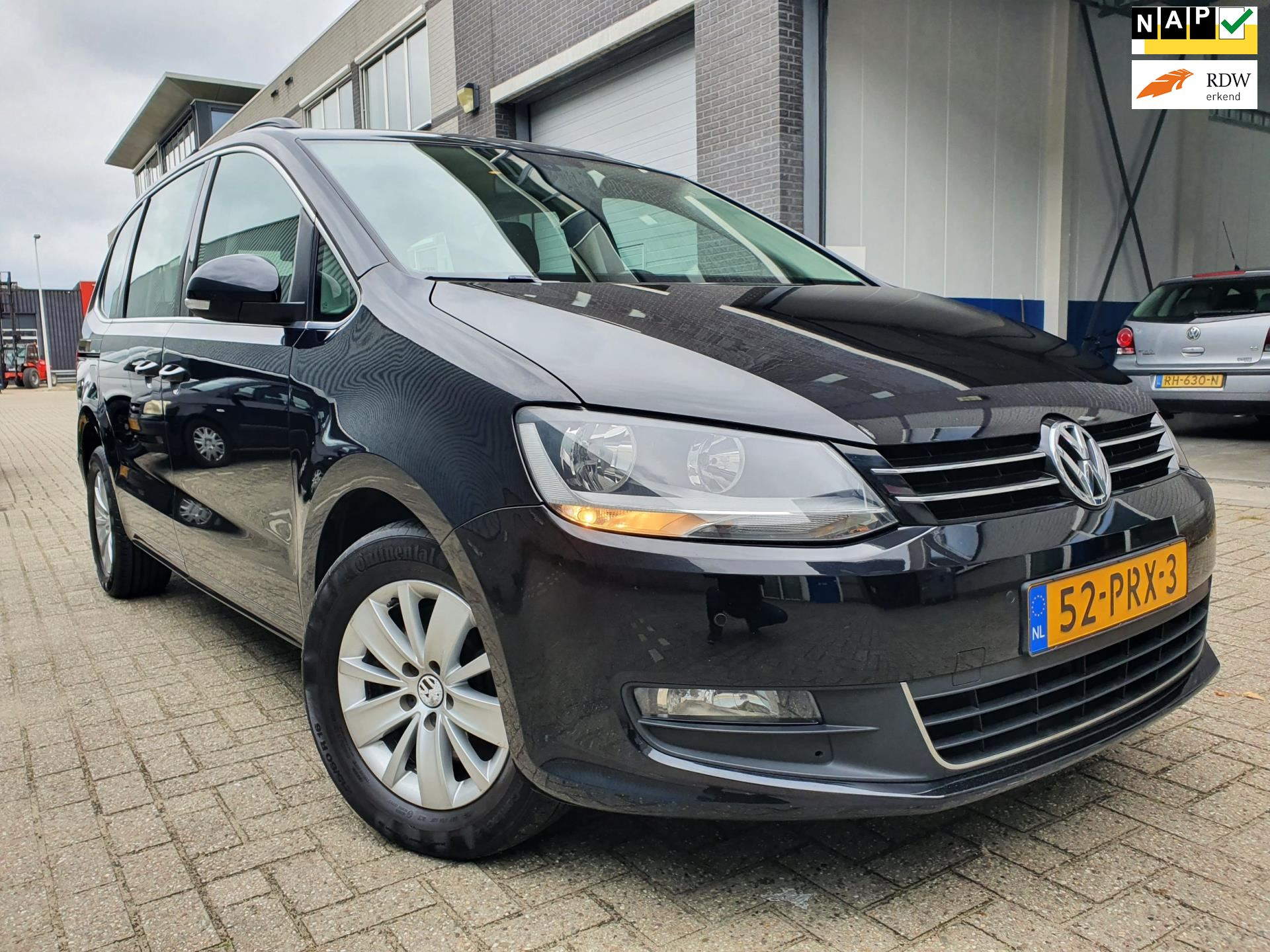 Volkswagen Sharan occasion - Euro Cars & Campers