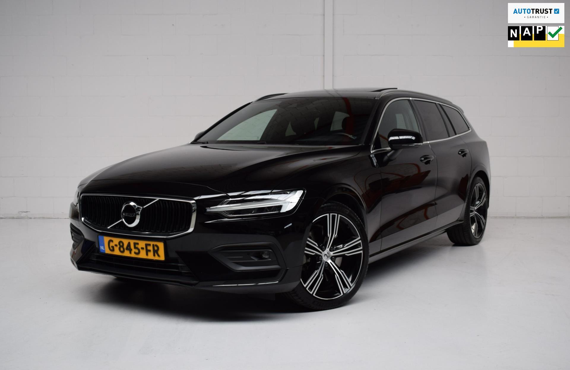 Volvo V60 occasion - Autocenter Baas BV