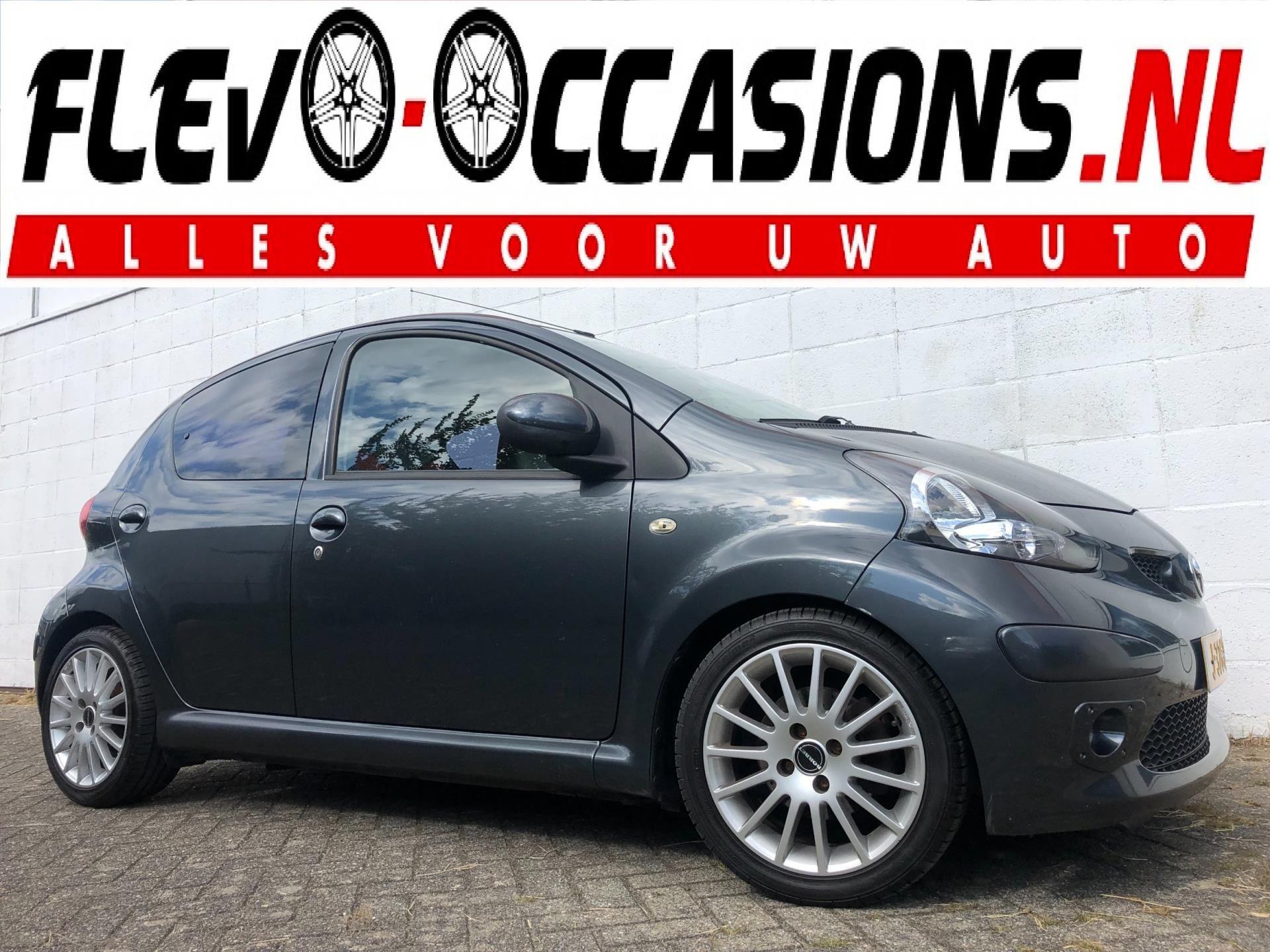 Toyota Aygo occasion - Flevo Occasions