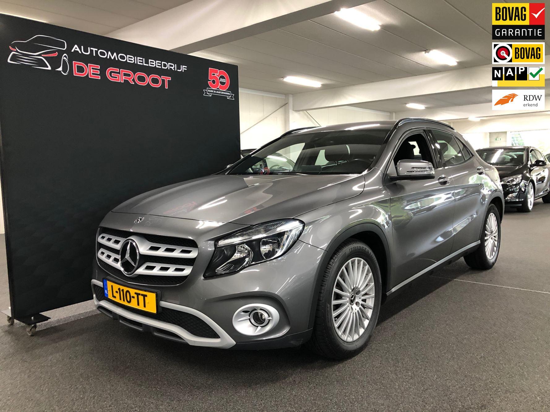 Mercedes-Benz GLA-klasse occasion - Automobielbedrijf de Groot