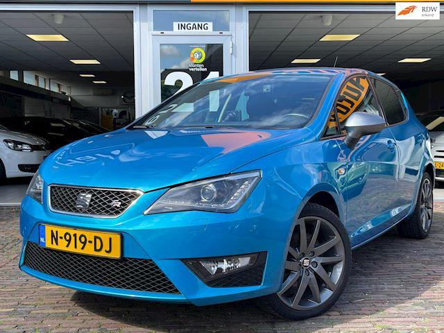 Seat Ibiza 1.4 TSI FR ACT|140PK|XENON|LED|STOELVERWARMING|NAVI|LM17''