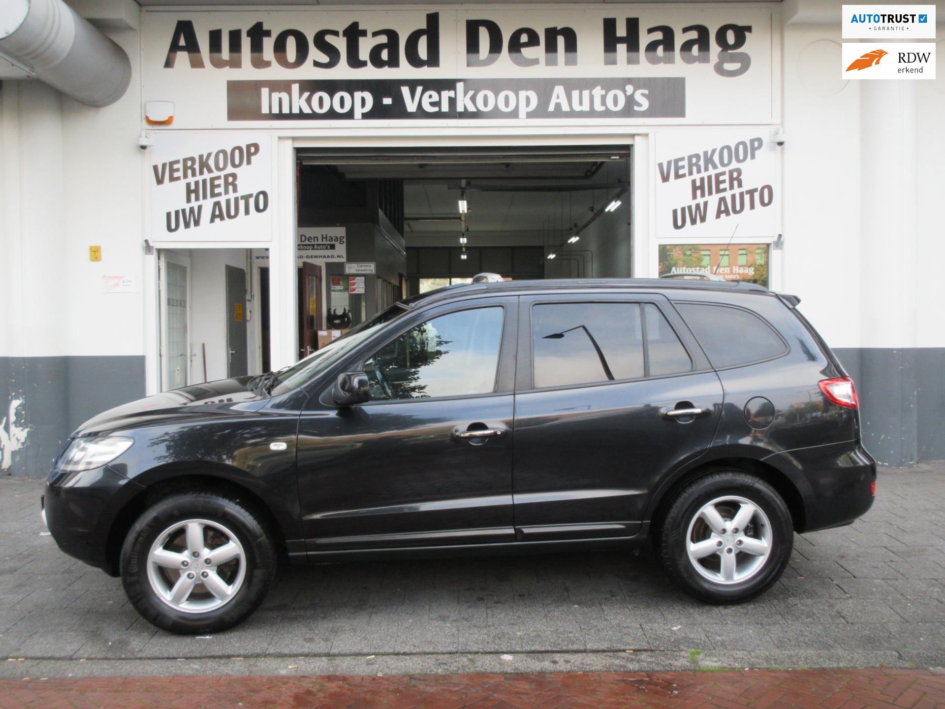 Hyundai Santa Fe occasion - Autostad Den Haag