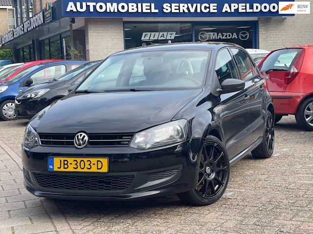 Volkswagen Polo 1.2 Easyline*5DRS*AIRCO*NAV.*STUURBEKR.*LM.VELGEN*APK*ELLEK.PAKKET*O.BOEKEJS