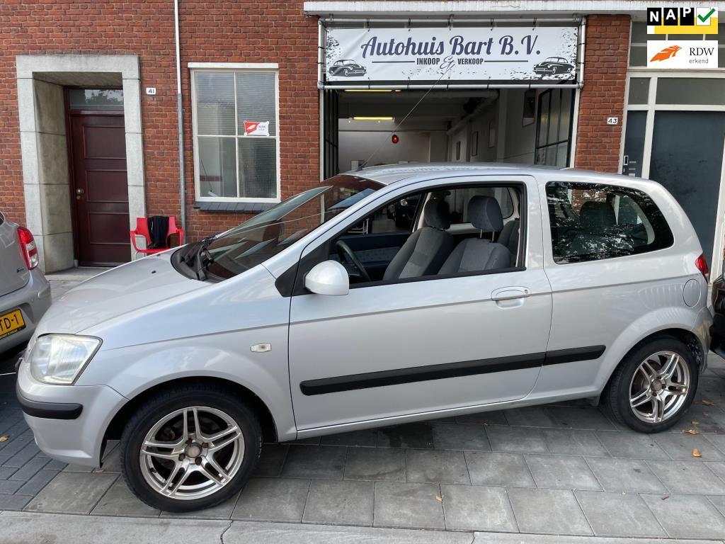 Hyundai Getz occasion - Autohuis Bart Bv