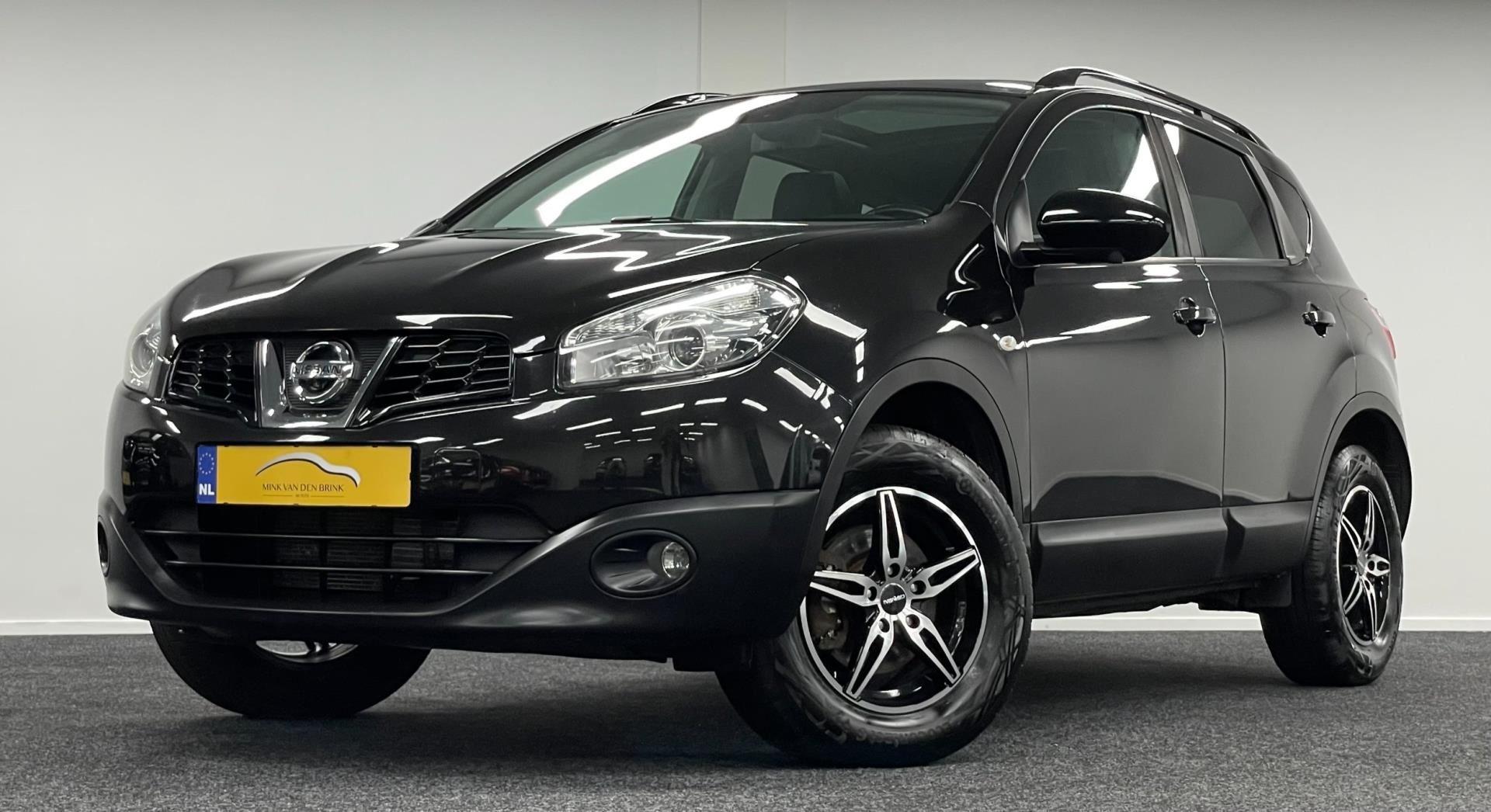 Nissan Qashqai occasion - Mink van den Brink Auto's