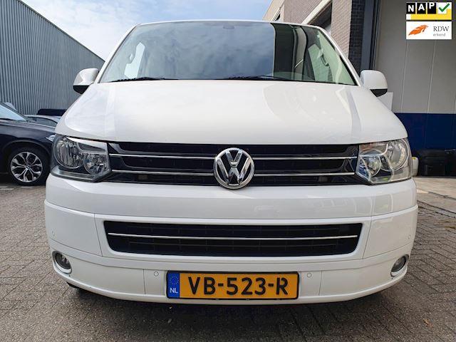 Volkswagen Transporter 2.0 TDI GP L1H1 DC /6 pers /Bearlock /Inruil Mogelijk /PDC /Navi Boekjes+NAP