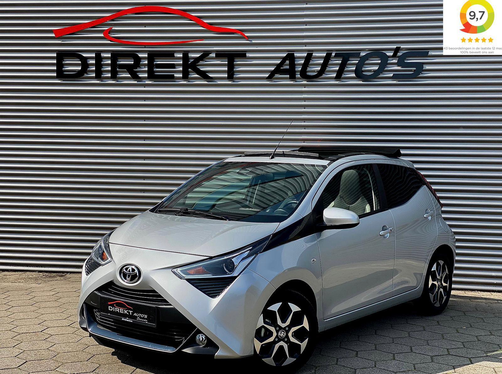 Toyota Aygo occasion - Direkt Auto's