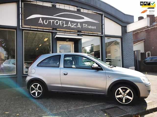 Opel Corsa 1.2-16V Enjoy/ 13 INCH/ ISO/ ZUINIG/ NAP