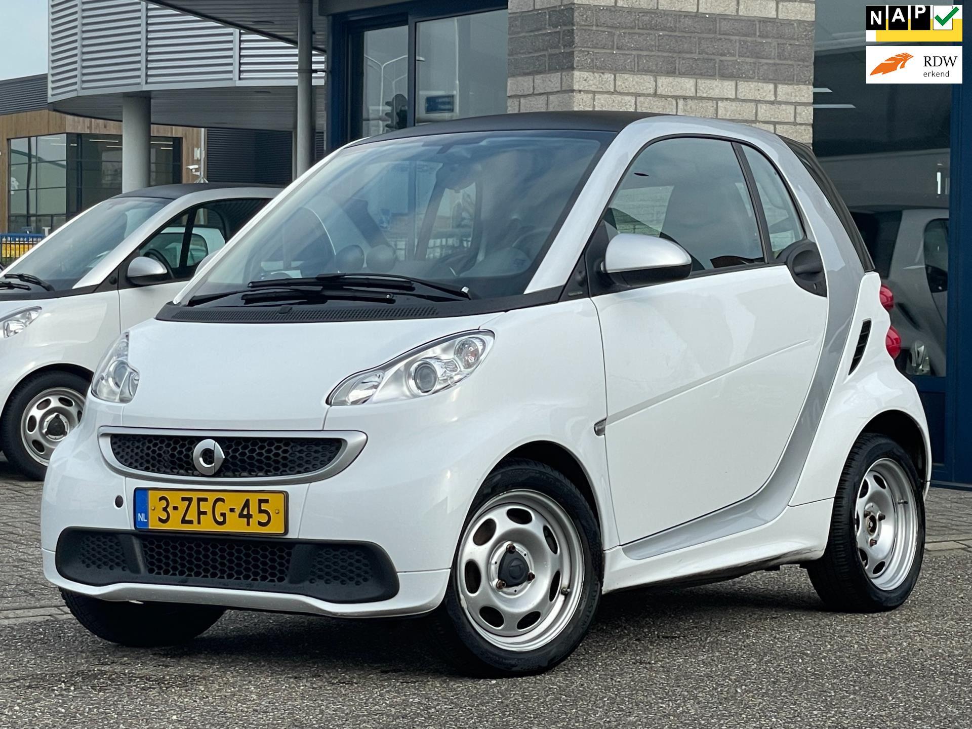 Smart Fortwo coupé occasion - Cock van Buren Auto's