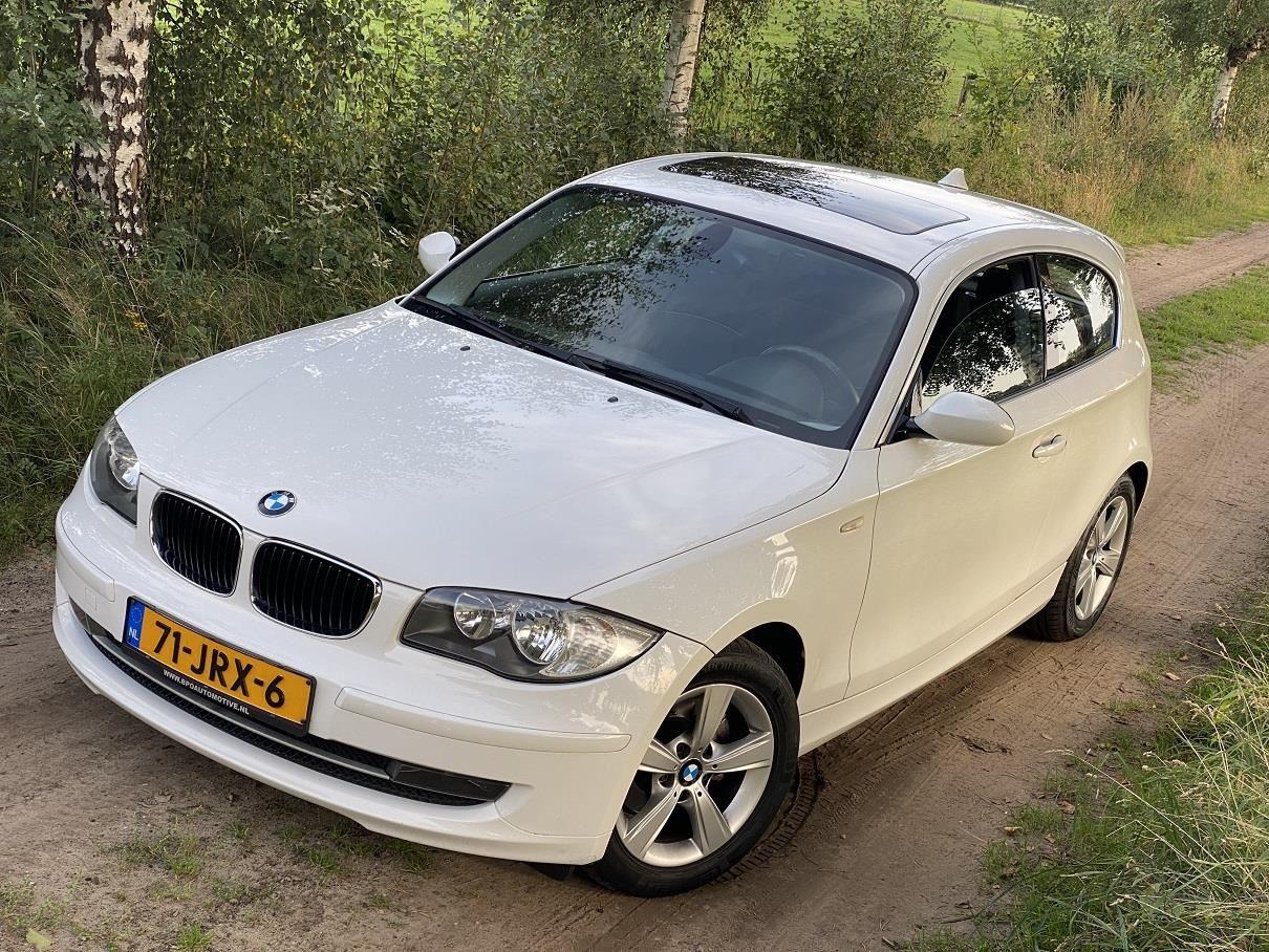 BMW 1-serie occasion - BPO Automotive