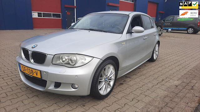 BMW 1-serie 118i M-Look Navi Airco