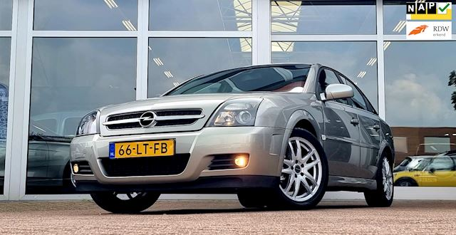 Opel Vectra GTS 2.2i 16V Elegance Trekhaak APK 30-10-2022